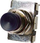 Sierra_11 MP39680 HORN BUTTON W/BLACK PLUNGER