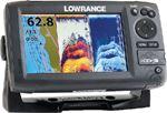 Lowrance 000-12664-003 HOOK7 BASE M/H/DWN NAUTIC