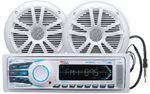 Boss Audio Systems MCK1308WB6 MECHLESS BLUETOOTH MAR PKG