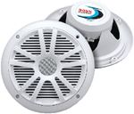 Boss Audio Systems MR6W 6-1/2 DUAL CONE MARINE SPEAKER