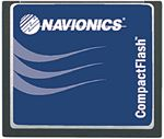 Navionics CF/HMPT-E6 HOTMAPS PLAT EAST ON CF