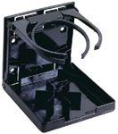 Attwood Marine 2445-7 DUAL RING DRINK HOLDER-BLACK