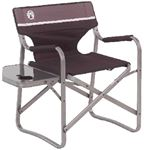Coleman 2000020293 CHAIR DECK ALUM W/SIDE TABLE