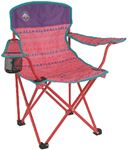 Coleman 2000025293 CHAIR QUAD YOUTH PINK