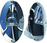 Aqua Signal 85104-7 DOCKING LIGHTS SS PAIR