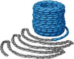 Trac Outdoors T10242 ANCHOR ROPE/CHAIN COMBO 300FT