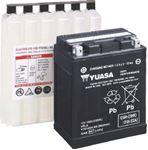 Yuasa Battery Inc YUAM620BH BATTERY YTX20HL-BS HI PERF AGM