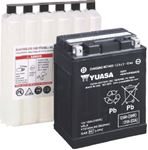 Yuasa Battery Inc YUAM62H4L BATTERY YTX14AHL-BS HI PERF