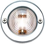 Seachoice 5391 TRANSOM LIGHT-3  ROUND-SS
