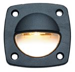 Seachoice 8011 FIXED UTILITY LIGHT-BLACK