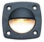 Seachoice 8031 LED FIXED UTILITY LIGHT-BLACK