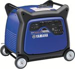 Yamaha-Generators EF63ISDEX GENERATOR/INVERTER 6300 WATT
