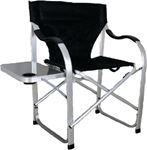 Ming's Mark Inc SL1214-BLACK H.D. DIRECTOR'S CHAIR BLACK