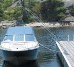 Dock Edge 3400-F PREM MOORING WHIPS 12FT  2/BOX