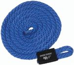 Dock Edge 91-572-F FENDER LINE 3/8X8 ROY.BLUE2/PK