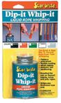 Starbrite 84908 DIP-IT-WHIP-IT 4 OZ BLACK