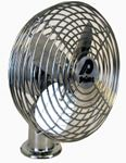 Prime Products 06-0850 2-SPEED ALL CHROME FAN HD