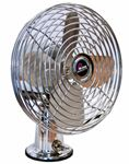 Prime Products 06-0852 CHROME 2 SPEED FAN