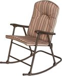 Prime Products 13-6803 CAMBRIA PAD.ROCKER CHR. RED