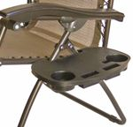 Prime Products 13-9003 CLIP ON CHAIR TABLE