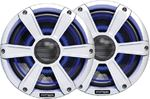 Fusion Electronics SG-FL65SPW SPEAKER-PERF 6.5  LED WHITE PR