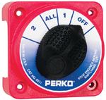 Perko 8511DP COMPACT BATTERY SWITCH NO LOCK