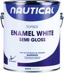 Interlux 130/1 ENAMEL WHITE SEMIGLOSS GALLON