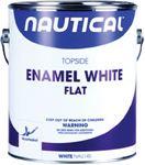 Interlux 140/1 ENAMEL WHITE FLAT GALLON
