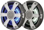 COAXIAL SPORTS MARINE SPEAKERS W/LED LIGHTS (FUSION ELECTRONICS)