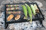 LUMBERJACK OVER FIRE GRILL (CAMP CHEF)