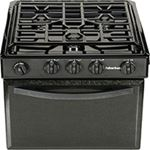 SEALED BURNER GAS RANGE (SUBURBAN)