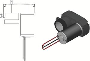 AP Products 014-125802 9000 RPM HIGH SPEED 18;1 MOTOR