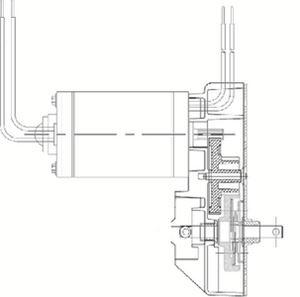AP Products 014-191072 18;1 VENTURE REPLCMNT GEAR SET