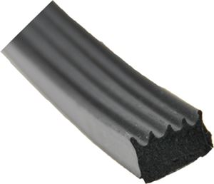 AP Products 018-523 FOAM SEAL W/ TAPE BLACK