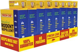 AP Products 020-128 FRESH CAB 8 PK DISPLAY TRAY