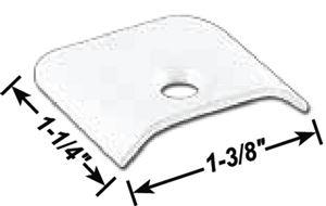 AP Products 021-39202 END CAP BLK @10