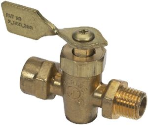Moeller 033300-10 VALVE-SHUT-OFF BR MF1/4INFNPT