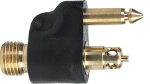 Moeller 033470-10 FITTING-TANK YAMAHA BRASS MALE
