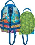 Kent 104300-500-001-17 PFD CHILD WATER BUDDIES TURTLE