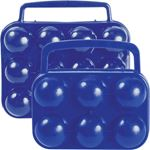 Camco 51015 EGG CARRIER-HOLDS 12