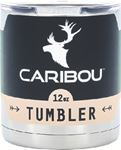 Camco 51860 TUMBLER-CARIBOU 12OZ W/LID