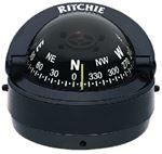 Ritchie Navigation S-53 EXPLORER COMPASS BLK/BLK DIAL