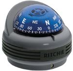 Ritchie Navigation TR-33G COMPASS-TREK SURFACE MT GRAY