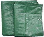 Tarps 97011G TARP GREEN POLY 8' X 10' 8MIL