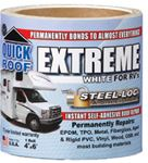 Co-Fair Corp UBE425 QUICK ROOF EXTREME WHT 4INX25'