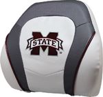 Wise Seating 3180-MSU SEAT TORSA-MISSISSIPPI STATE