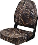 Wise Seating 8WD617PLS-733 SEAT HIGH BACK MAX5 CAMO
