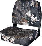 Wise Seating 8WD618PLS-763 LOW BACK/MOSSY OAK BREAK UP