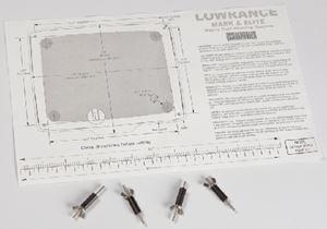Lowrance 10028001 FM-ME5 MOUNTING KIT