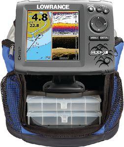 Lowrance 000-12654-001 HOOK-5 ICE MACHINE PPP-18I